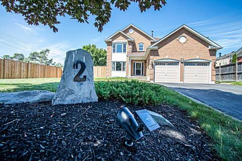 House for sale at 2 Living Ct Clarington Ontario - MLS: E4553452