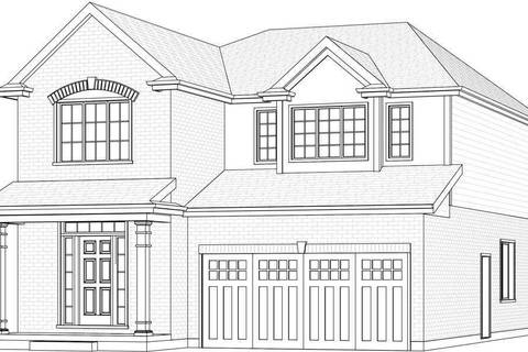 House for sale at 0 Bergenstein Cres Pelham Ontario - MLS: X4541868