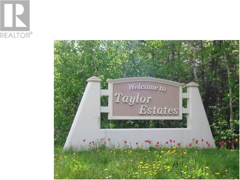 Residential property for sale at 0 International Dr Unit 2 Taylor Estates Newfoundland - MLS: 1198456