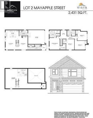 House for sale at 0 Mayapple St Unit 2 Waterloo Ontario - MLS: 30731081