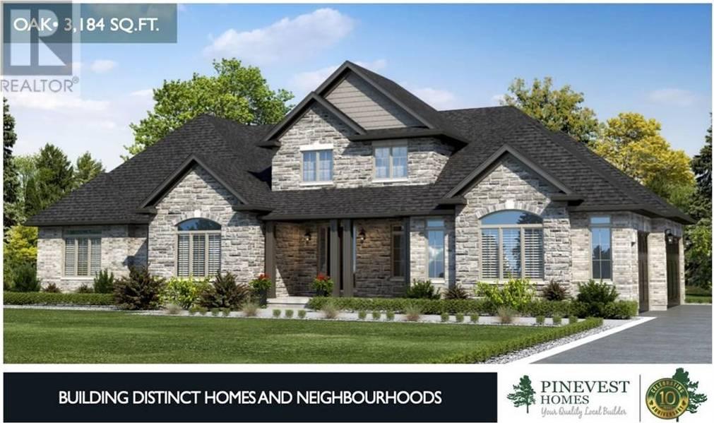 House for sale at Lot 2 Tbd St Unit 2 Glen Morris Ontario - MLS: 30793070