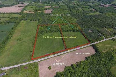 Home for sale at Lot 9 Concession 1 Part 2 Concession Trent Hills Ontario - MLS: X4558504
