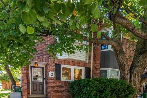 Townhouse for sale at 2 Lount St Toronto Ontario - MLS: E4581703