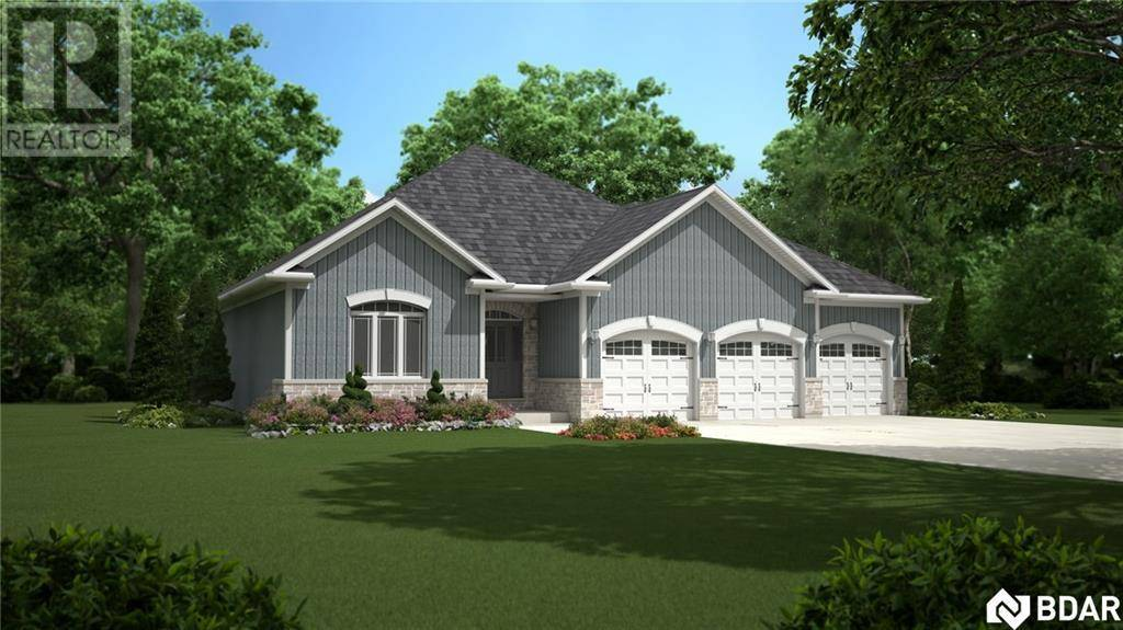 House for sale at LT 2 Glenn Howard Ct Unit 2 Tiny Ontario - MLS: 30799788