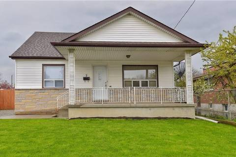 House for sale at 2 Lucerne Pl St. Catharines Ontario - MLS: 30734422