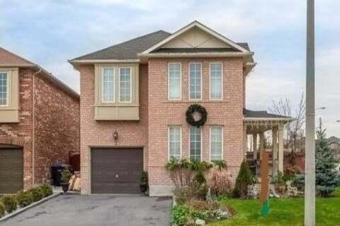 House for sale at 2 Luella Cres Brampton Ontario - MLS: W4935534