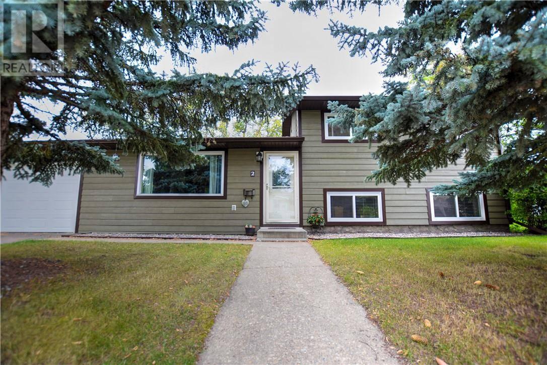 House for sale at 2 Macleod Cs Red Deer Alberta - MLS: ca0177889