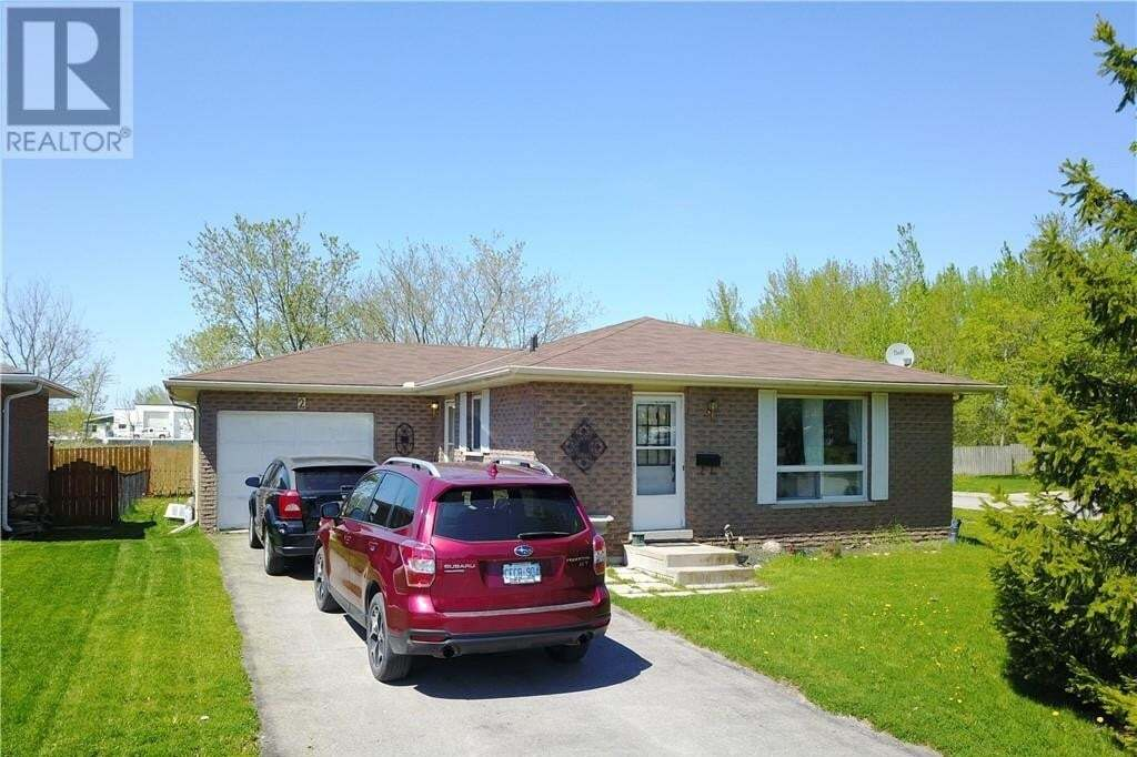 House for sale at 2 Madill Cres Lindsay Ontario - MLS: 261040