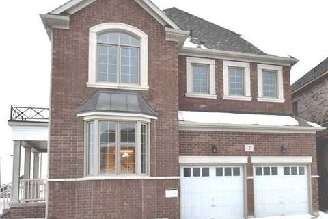 House for rent at 2 Manor Hampton St East Gwillimbury Ontario - MLS: N4538004