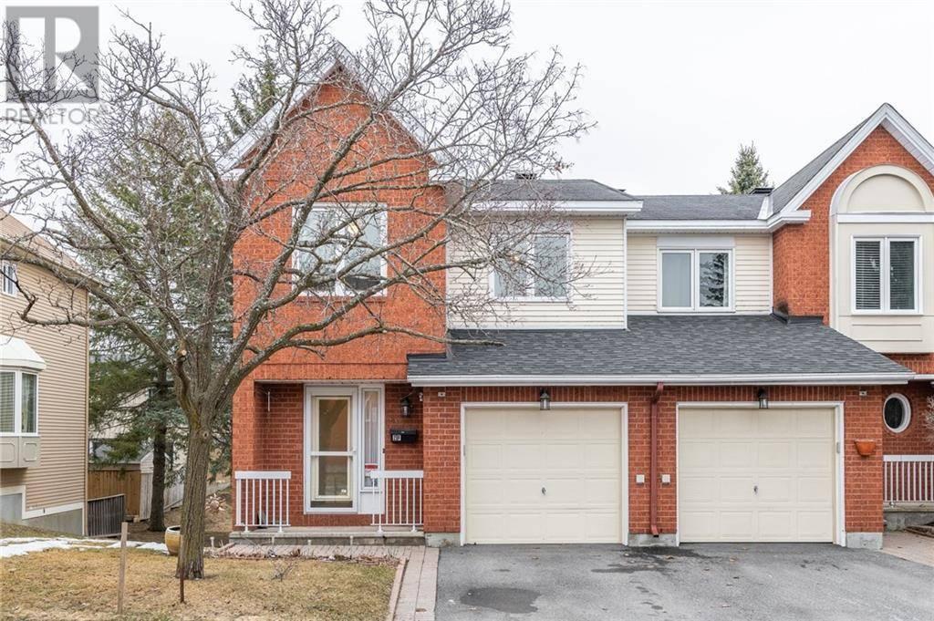 Townhouse for sale at 2 Maple Ridge Cres Ottawa Ontario - MLS: 1185696
