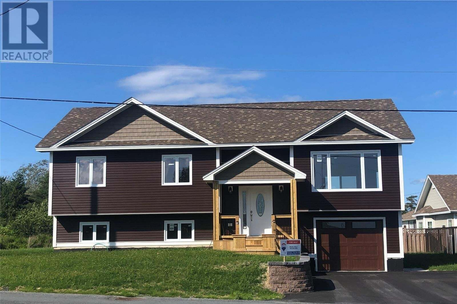 House for sale at 2 Marina Pl Bay Roberts Newfoundland - MLS: 1211949