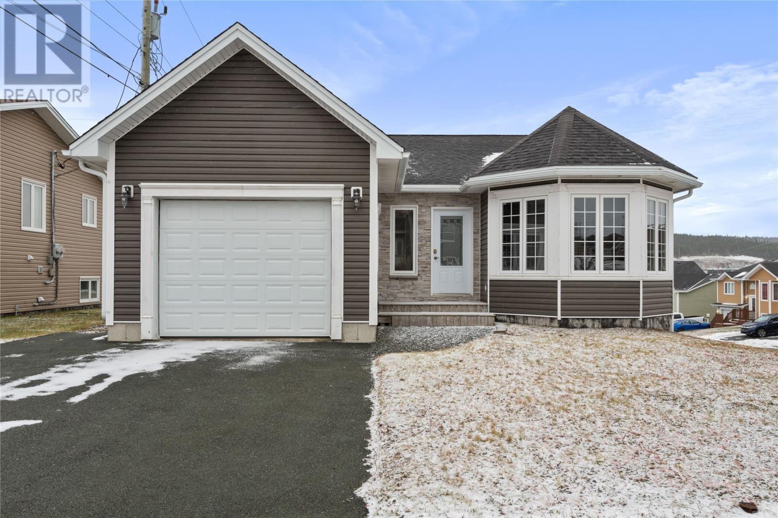 House for sale at 2 Marsland Pl St. John's Newfoundland - MLS: 1223545