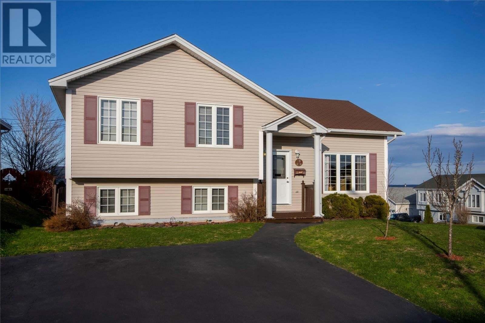 House for sale at 2 Mastiff Pl Paradise Newfoundland - MLS: 1213959