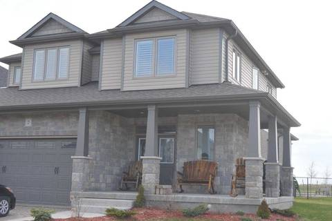 House for sale at 2 Mcintyre Ln East Luther Grand Valley Ontario - MLS: X4444019