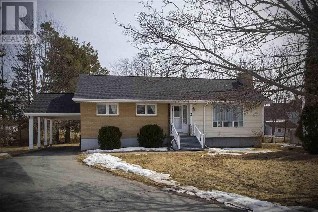 House for sale at 2 Mckenzie Dr Middleton Nova Scotia - MLS: 201916938