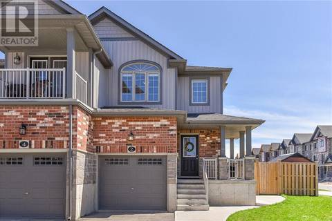 Townhouse for sale at 2 Meadowridge St Kitchener Ontario - MLS: 30723073