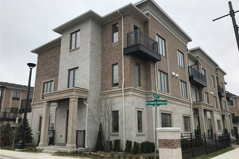 Townhouse for sale at 2 Mildred Temple Wy Markham Ontario - MLS: N4431561