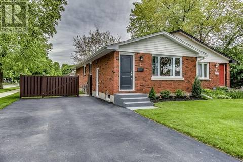 Residential property for sale at 2 Mohegan Cres London Ontario - MLS: 201835