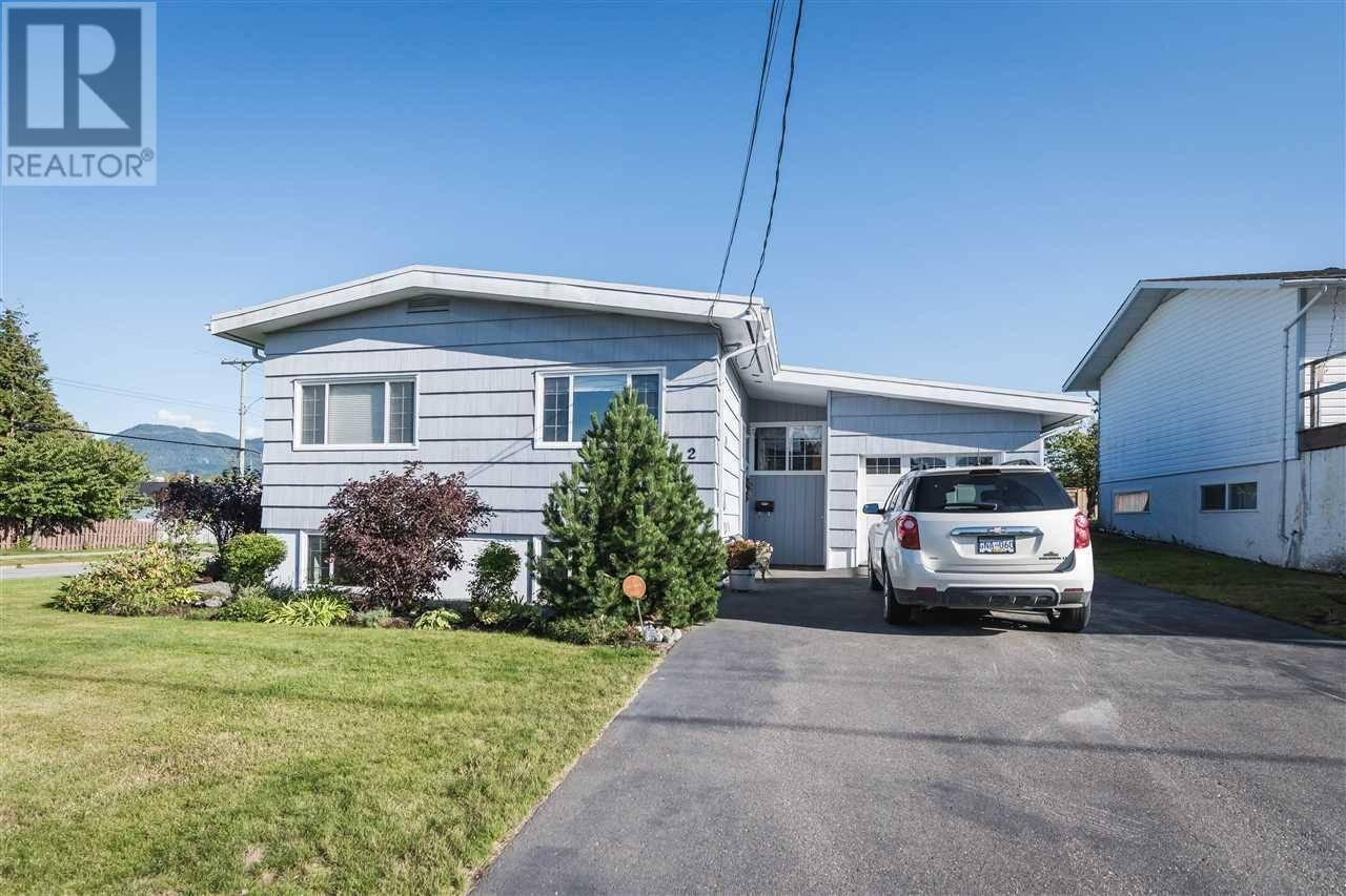 House for sale at 2 Morgan St Kitimat British Columbia - MLS: R2399532