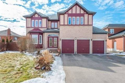 House for sale at 2 Moses Cres Markham Ontario - MLS: N4441184
