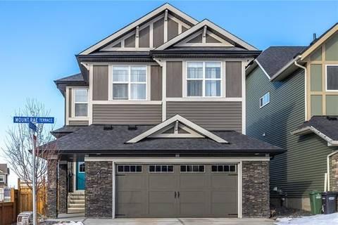 House for sale at 2 Mount Rae Te Okotoks Alberta - MLS: C4289290