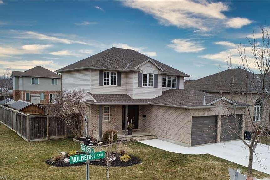 House for sale at 2 Mulberry Ln St. Thomas Ontario - MLS: 250605