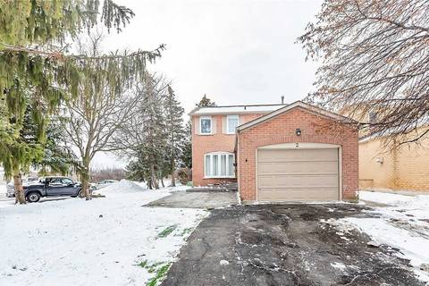 House for sale at 2 Myrtle Ct Brampton Ontario - MLS: W4687679