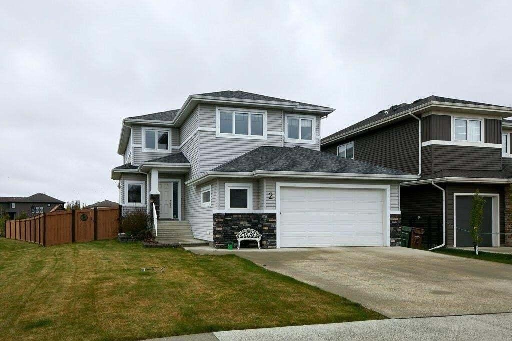 House for sale at 2 Nemo Tc St. Albert Alberta - MLS: E4203295