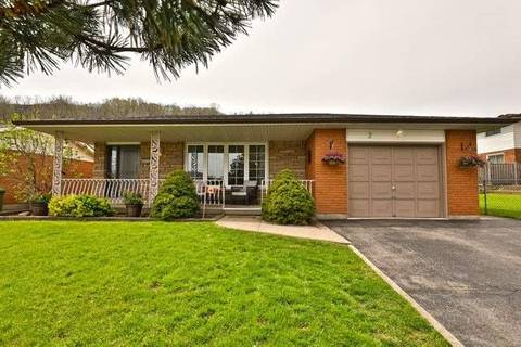House for sale at 2 Oakridge Dr Hamilton Ontario - MLS: X4453971
