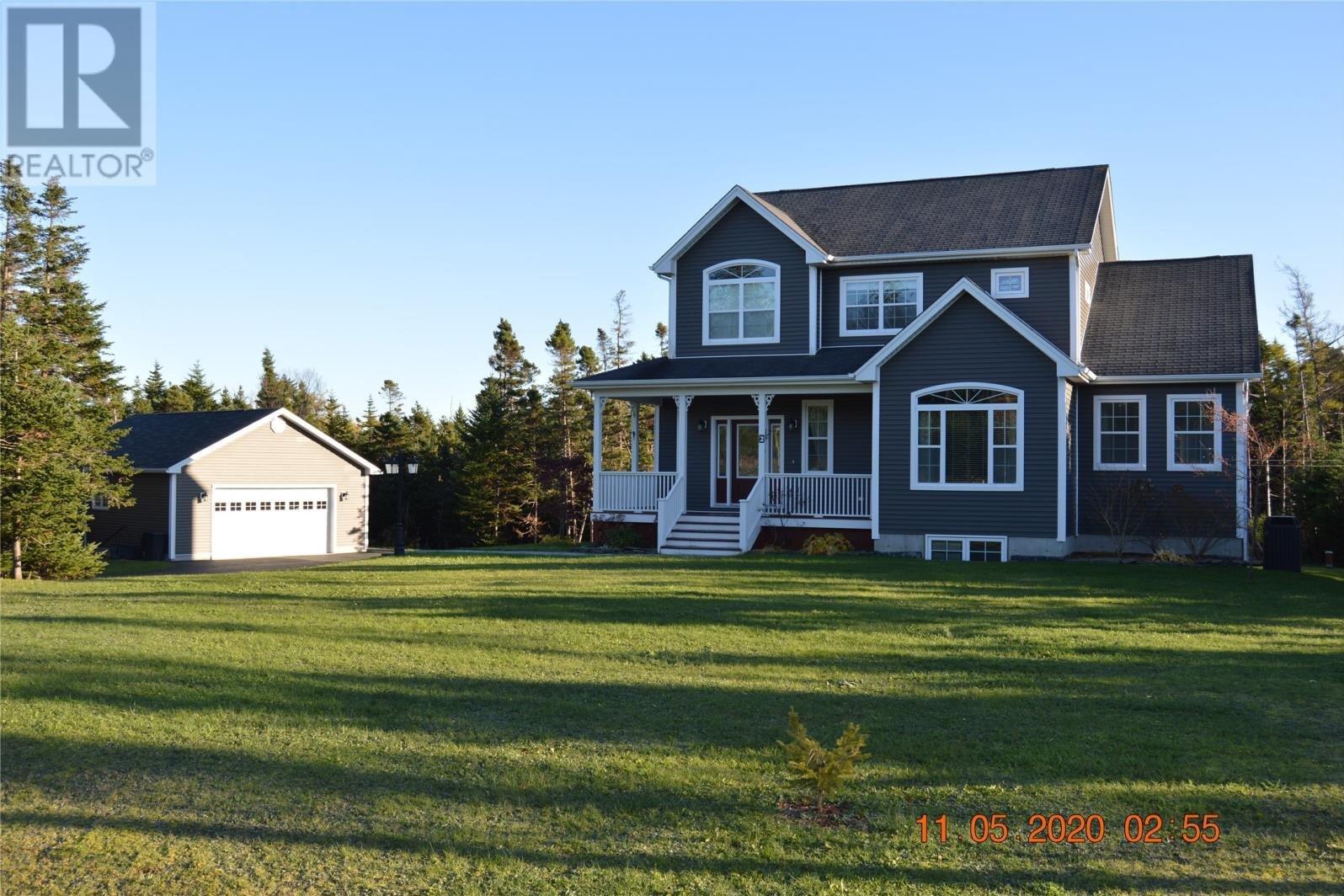 House for sale at 2 Obrien Pl Logy Bay Newfoundland - MLS: 1223101