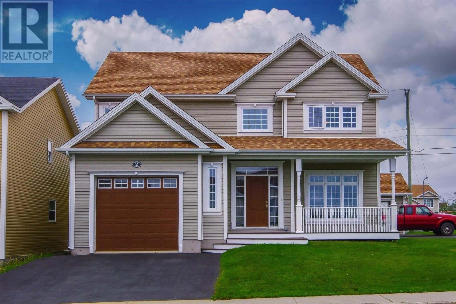 House for sale at 2 Ossington St Paradise Newfoundland - MLS: 1217130