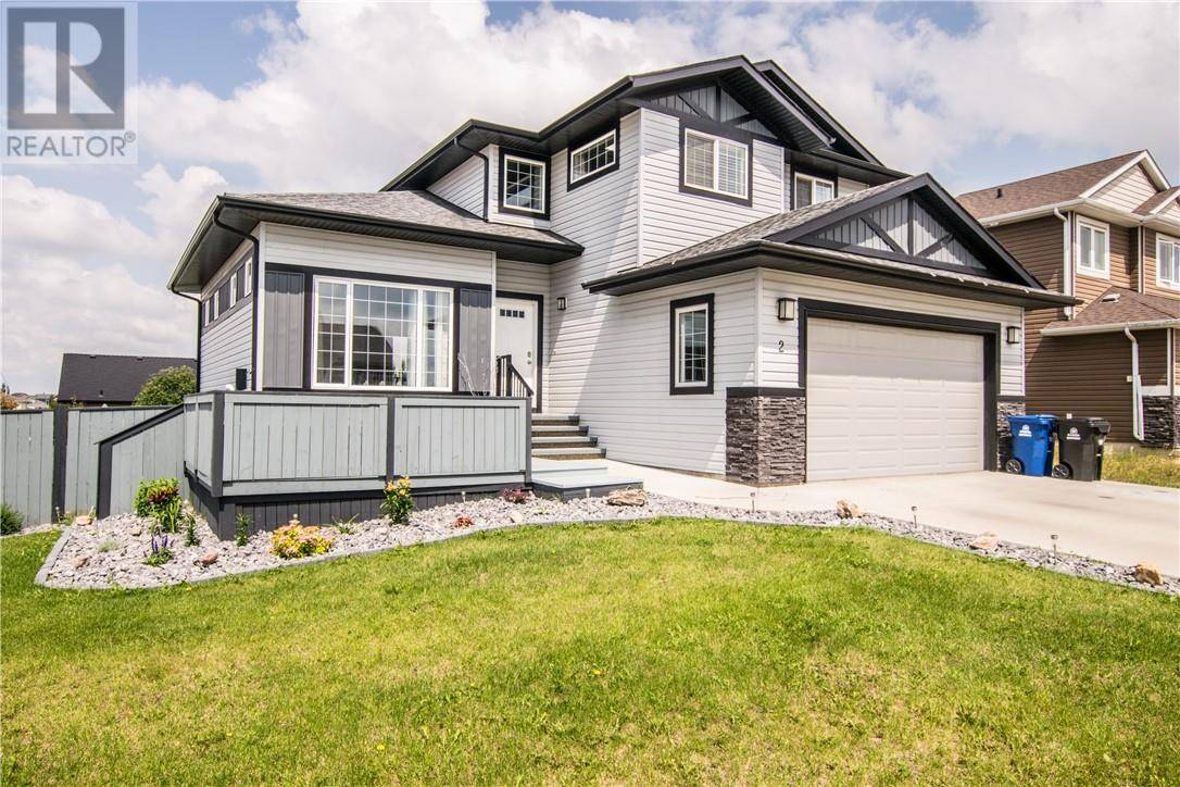 House for sale at 2 Palisades St Blackfalds Alberta - MLS: ca0173033