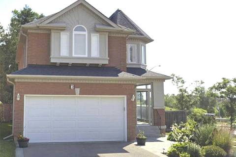 House for sale at 2 Palomino Dr Richmond Hill Ontario - MLS: N4436604