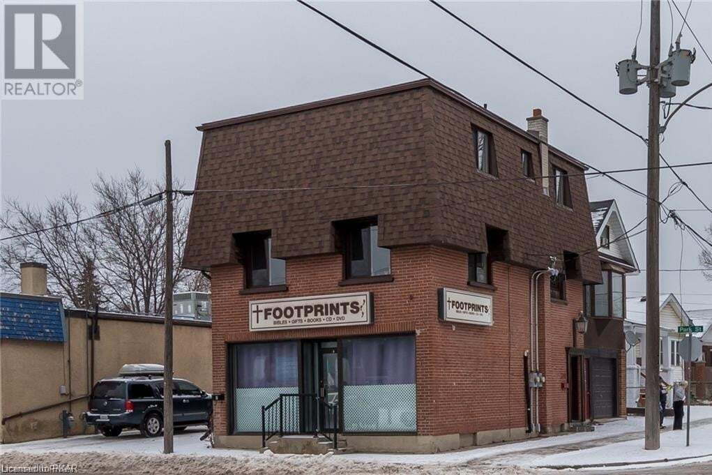 Commercial property for sale at 2 Park St N Peterborough Ontario - MLS: 261774