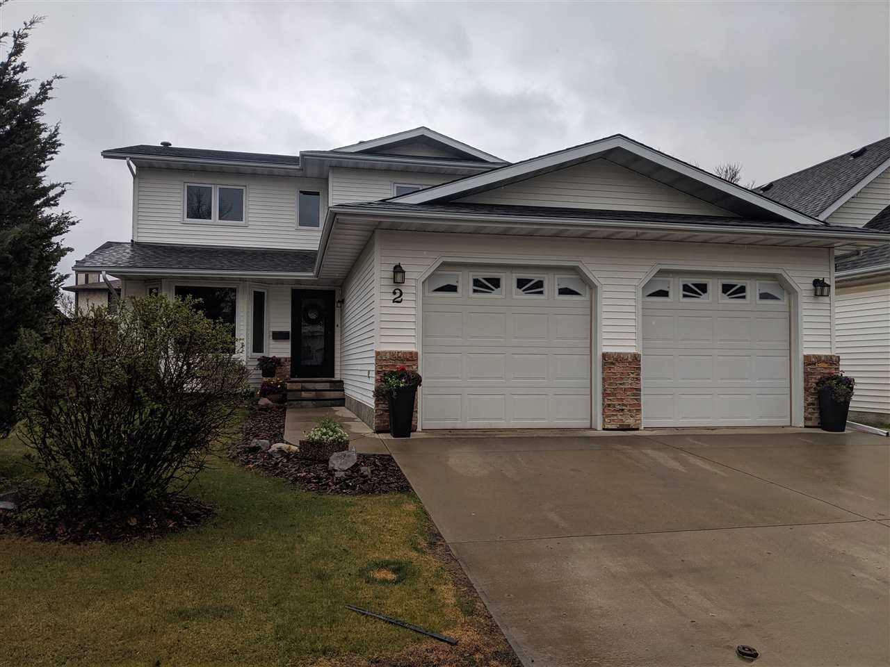 Removed: 2 Pearson Place, St Albert, AB - Removed on 2019-05-30 06:54:03