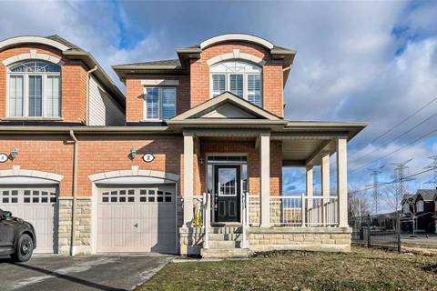 Townhouse for sale at 2 Powlesland St Ajax Ontario - MLS: E4720915