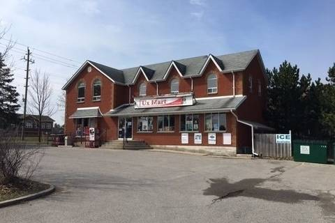 Commercial property for lease at 2 Quaker Village Dr Uxbridge Ontario - MLS: N4456502