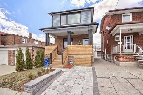 House for sale at 2 Rosecliffe Ave Toronto Ontario - MLS: C4406086
