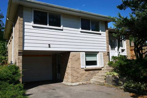 House for rent at 2 Rothsay Rd Markham Ontario - MLS: N4551681