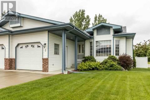 Townhouse for sale at 2 Rowell Cs Red Deer Alberta - MLS: ca0171622