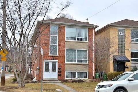 Townhouse for sale at 2 Rowley Ave Toronto Ontario - MLS: C4386046