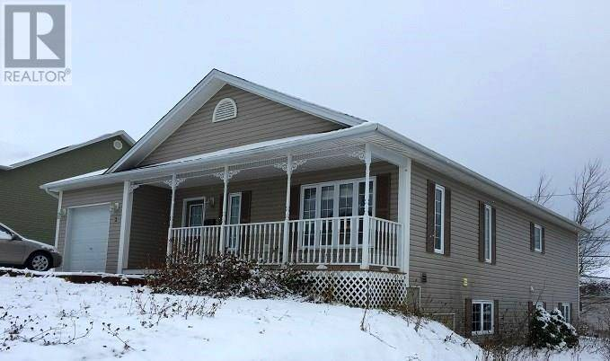 House for sale at 2 Rowsell St Corner Brook Newfoundland - MLS: 1209549