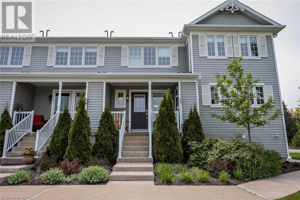 Townhouse for sale at 2 Royalton Ln Collingwood Ontario - MLS: 263382