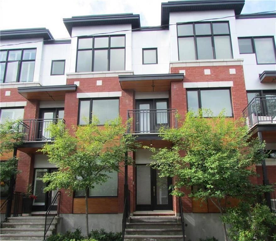 Townhouse for rent at 2 Rupert St Ottawa Ontario - MLS: 1169590