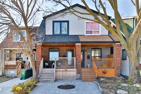 Townhouse for sale at 2 Rushbrooke Ave Toronto Ontario - MLS: E4728993