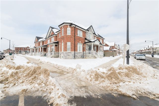 For Sale: 2 Saint Dennis Road, Brampton, ON | 3 Bed, 3 Bath Townhouse for $649,999. See 20 photos!