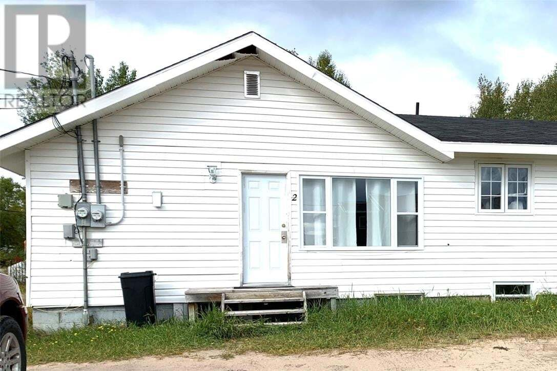 Home for sale at 2 Saunders St Happy Valley-goose Bay Newfoundland - MLS: 1222277