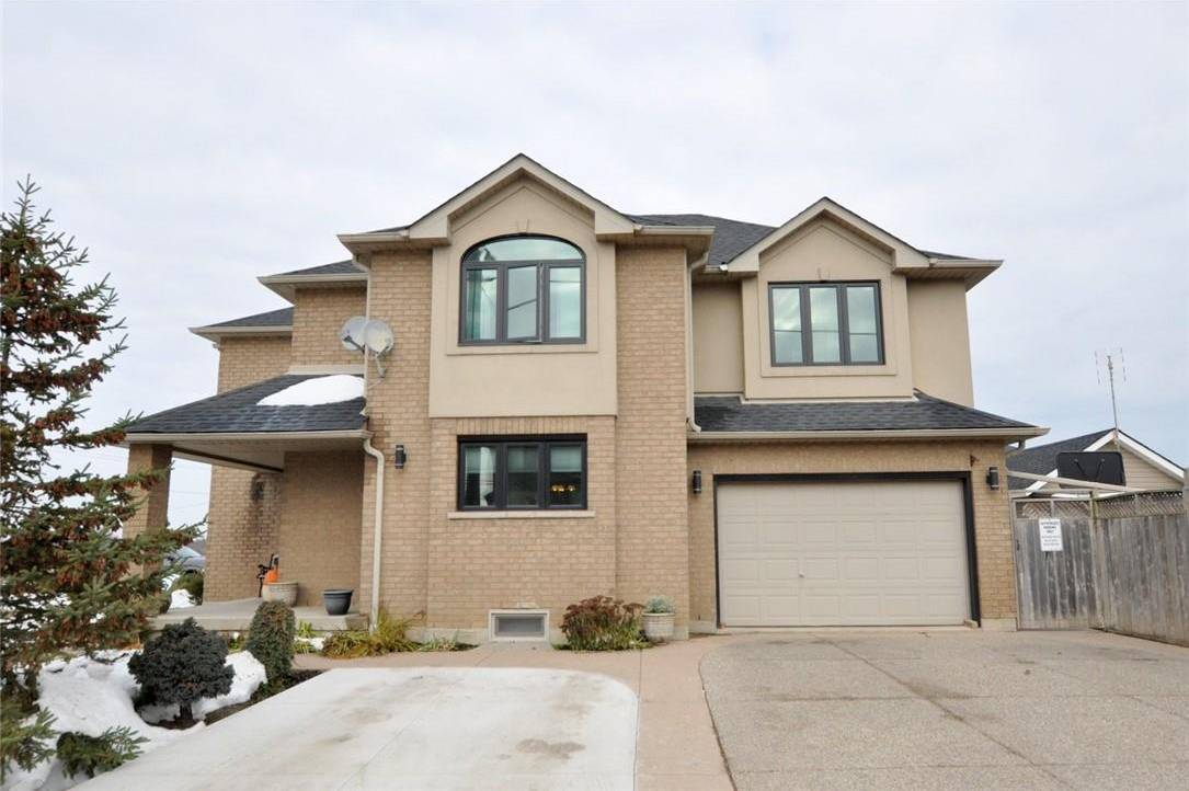 House for sale at 2 Second Rd W Stoney Creek Ontario - MLS: H4068224