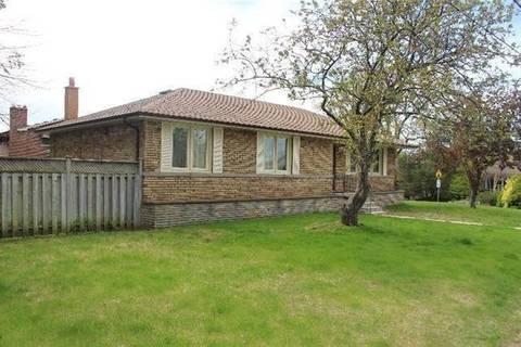 House for rent at 2 Sevenoaks Ave Toronto Ontario - MLS: W4442704