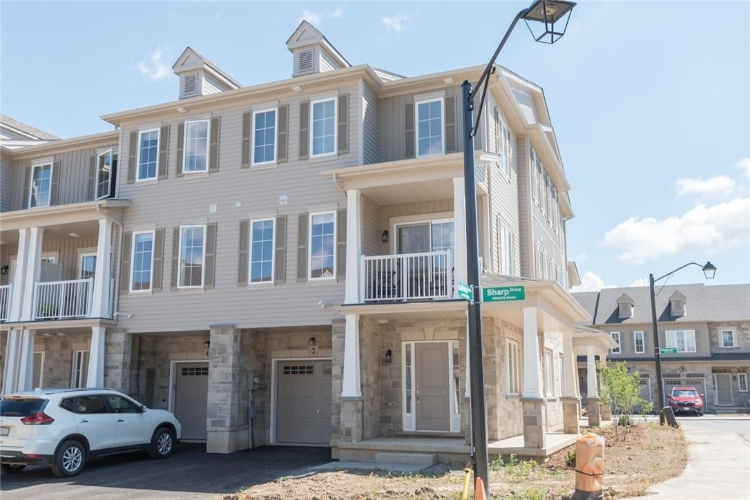 Townhouse for sale at 2 Sharp Dr Ancaster Ontario - MLS: H4083874